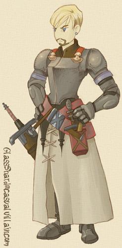 FFT-style Guildenstern